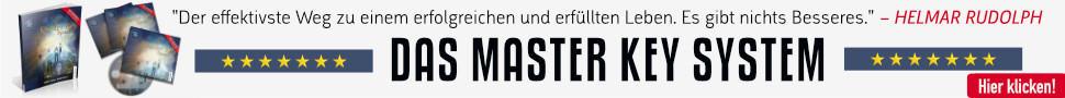 Das Master Key System Buch und Hörbuch