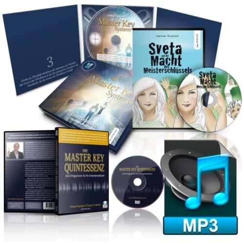 Master Key MP3 Audio Bundle