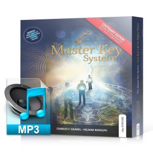 Picture of the new Master Key System audiobook by Helmar Rudolph