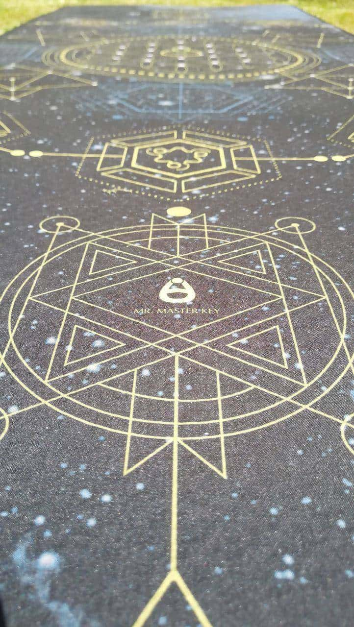 Hermetik Yogamatte 2