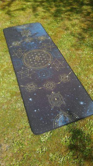 Hermetik Yogamatte 4