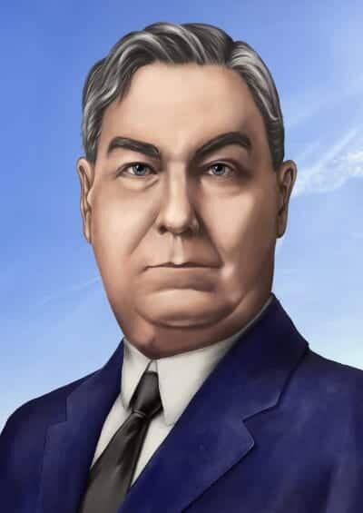 Charles F Haanel Portrait Web