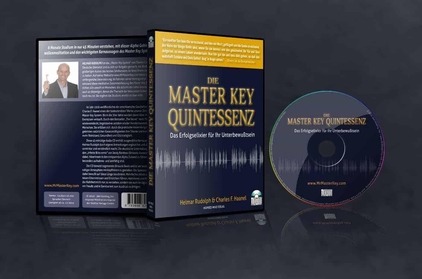 Master Key Quintessenz Von Helmar Rudolph