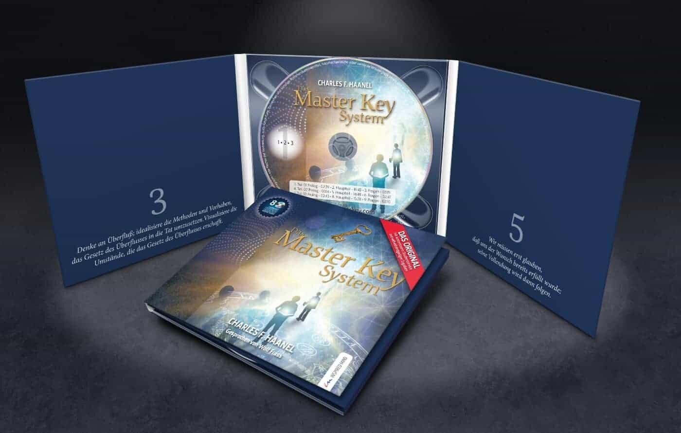 Das Master Key System Hörbuch von Helmar Rudolph