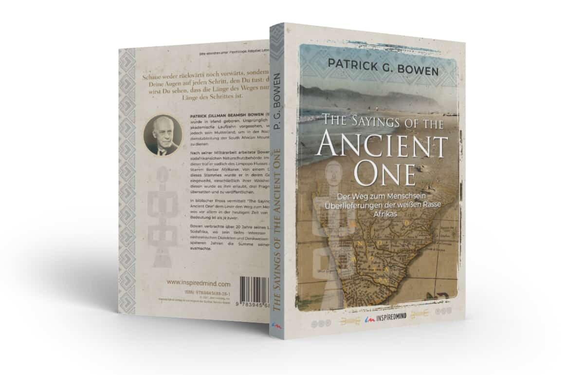 The Sayings of the Ancient One von Patrick Gillman Bowen (Deutsche Erstübersetzung von Helmar Rudolph)